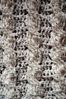 CrochetKitten.com: Step by step to Crochet Cables