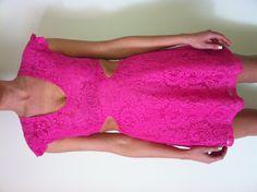 I love lace dresses