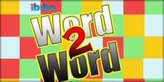 Play Word2Word Game - Play Free Online Word Games - Play Free Word2Word Game at ibibo Games