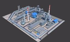 Elevate your workflow with the Refinery asset from Rob luo. Find this & other Industrial options on the Unity Asset Store. Presentation Design Template, Unity, Environment, Industrial, Industrial Music