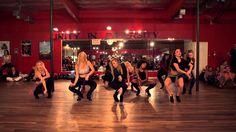 Yanis Marshall Heels Choreography - When We Oooo - Janet Jackson | Filme...