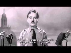 Discurso de Charlie Chaplin em 'O Grande Ditador'