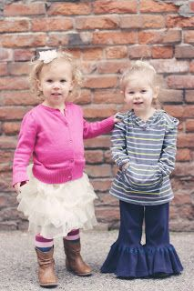 Taylor Joelle Designs: Kids Street Style - Tutu Cute!
