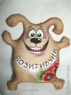 Игрушка Шитьё Кофейные чердачные игрушки Ткань фото 41