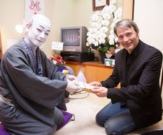 Mads in Japan