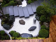 Zen Gardens & Asian Garden Ideas images) – Welcome Zen Garden Design, Japanese Garden Design, Landscape Design, Garden Ideas To Make, Easy Garden, Amazing Gardens, Beautiful Gardens, Japanese Garden Landscape, Japanese Gardens