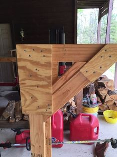 Homemade Wooden Bicycle Stand With Dual Mounting: 5 Steps (with Pictures) Homemade Bike Stand, Bike Stand Diy, Bicycle Stand, Woodworking Projects Diy, Diy Projects, Bike Challenge, Wooden Bicycle, Fixed Bike, Bike Seat