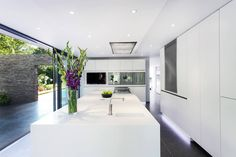 Wohntraum für Puristen ähnliche tolle Projekte und Ideen wie im Bild vorgestellt findest du auch in unserem Magazin