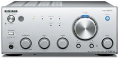 Onkyo INTEC205 Integrated Amplifier A-905FX2(S) (Silver) Japan Import by Onkyo. $511.10