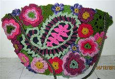 Crochet Scrumble Bag - Media - Crochet Me