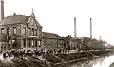 oud Almelo Textielfabrieken en personeel