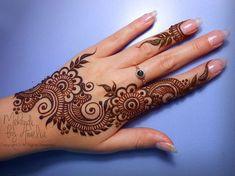 """""""To be happy – Henna Henna Hand Designs, Eid Mehndi Designs, Mehndi Designs Finger, Indian Henna Designs, Modern Henna Designs, Mehndi Designs For Girls, Mehndi Designs For Beginners, Mehndi Design Photos, Mehndi Designs For Fingers"""
