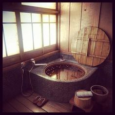 Japanese Bath Traditional Guest House Made In Japan Pinterest Japanese Bath House