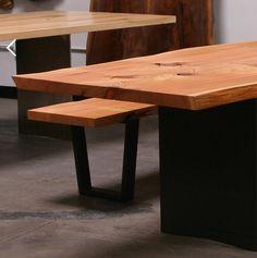 bench leg design