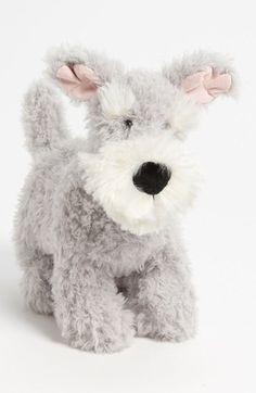 Jellycat Caffuffle Stuffed Animal - Got it! Looks just like my mini schnauzer. So cute!!