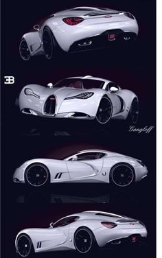 The Bugatti Chiron has a mind-boggling 8 liter engine with a rated output of nearly 1500 horsepower and pound-feet of torque. Bugatti Concept, Concept Cars, Bugatti Cars, Bugatti Veyron, Google Safari, Car Videos, Hot Cars, Car Pictures, Exotic Cars