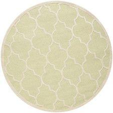 Cambridge Light Green / Ivory Area Rug