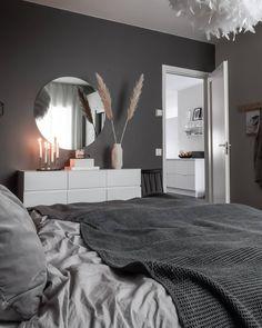 Modern Bedroom Decor, Room Ideas Bedroom, Home Bedroom, Ikea Bedroom Design, Room Ideias, Aesthetic Room Decor, Home Room Design, Dream Rooms, Luxurious Bedrooms