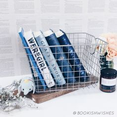 Bookstagram photo by @bookishwishes