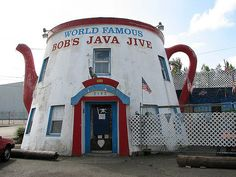 All of your teapot pins made me think of this across the st from where my Mom used to work in Tacoma @Katie Ryan