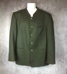 Loden Austrian hunting jacket for men