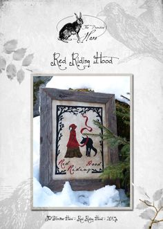 The Primitive Hare: Red Riding Hood