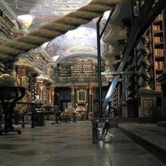 Klementinum Library (Prague)