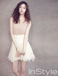 Kang So Ra - InStyle Korea