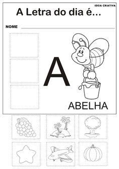 Ideia Criativa - Gi Barbosa Educação Infantil: Atividades com  as Vogais - A, E , I, O e U