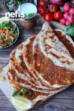 Lunch Recipes, Vegan Recipes, Pizza Pastry, Turkish Recipes, Ethnic Recipes, Coffee Creamer Recipe, No Salt Recipes, Eastern Cuisine, Sweet And Salty