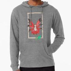 Rose Secret Fairy Lightweight Hoodie Chiffon Shirt, Chiffon Tops, Long Hoodie, Hoodies, Sweatshirts, Wearable Art, Laptop Sleeves, Legends, Classic T Shirts
