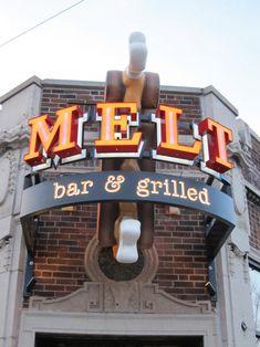 Melt Bar & Grilled, Cleveland, Ohio