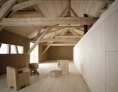Allmeinde Commongrounds, Austria: a converted barn that is a meeting place, gallery, cultural center and base for artist residencies.