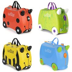 <3 this trunkis #kids #suitcase