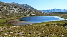 Les Pozzine du lac de NInu ~ GR20 ~ Corse.