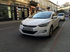 Sometimes you need a classic looking car that will be your partner for the long roads. Hyundai Elantra is one of them. An excellent elegant car which will turn driving into a pleasant experience. Transylvania Romania, Car Ins, Beautiful Landscapes, Roads, Cool Cars, Cities, Elegant, Big, Classic