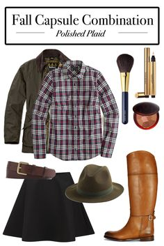 Polished Plaid: 37 Piece Fall Capsule Wardrobe Outfit No. 9 - ABOUT Polished Plaid: 37 Piece Fall Capsule Wardrobe Outfit No. 9 — SHOP Polished Plaid: 37 Piece Fall Capsule Wardrobe Outfit No. 9 5 Must-Read Tips For First Time Home Buyers