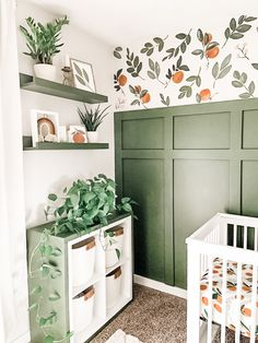 Baby Room Design, Baby Room Decor, Nursery Room, Kids Bedroom, Nursery Design, Room Baby, Elephant Nursery, Baby Bedroom, Master Bedroom