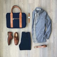 Work outfit ideas for men #mens #fashion #style
