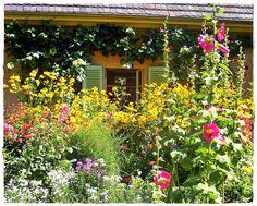 Bauerngartencharme - Wohnen und Garten Foto