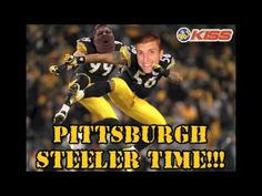 Pittsburgh Steeler Time Gangnam Style Remix by Mikey and Big Bob 96.1 Kiss