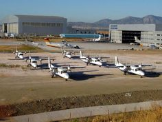 Olympic Aviation Dornier Do-228-201 Fleet