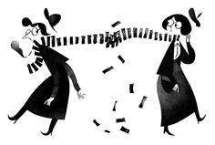 Roman Muradov : the New Yorker 01.2014