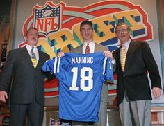 Future of the franchise : Peyton Manning NFL career in photos