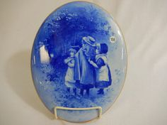 Royal Doulton Babes in the Woods Plaque. Sold $200