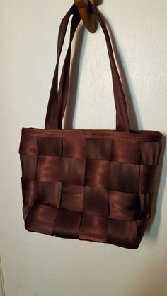 Maroon-Small Tote, per Lacey, 2004