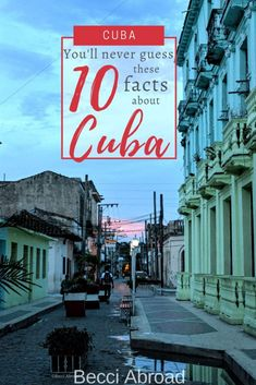 10 things nobody tells you about Cuba - Becci Abroad Travel Articles, Travel Info, Travel Tips, Cuba Travel, Solo Travel, South America Travel, Group Travel, Travel Alone, Latin America