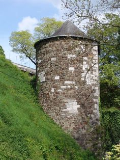 [Tour césar, Citadelle de Namur] 92094-INV-0943-02-PHOT-01-01.jpg 600 × 800 pixels