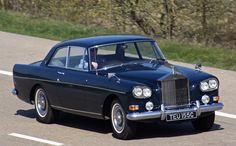 1965 Fixed-head Coupé Koren by Mulliner Park Ward (chassis CSC131B, design 2041)