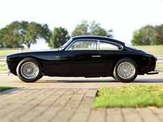 Zagato Maserati A6G 2000 #maserativintagecars